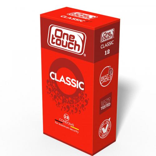 პრეზერ. One Touch Classic#12_60009