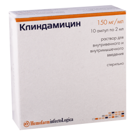Clindamycin 300mg/2ml#10a(Hemf
