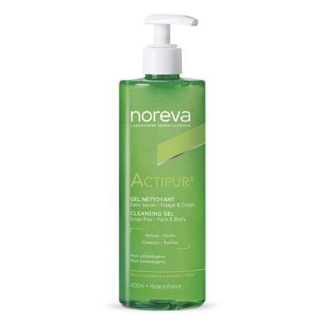 NOREVA-ACT CLEAN-GEL 400ML6915