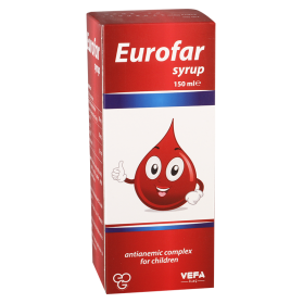Evrofar 150ml syrup
