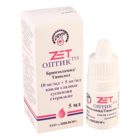 ZEToptic 10mg+5mg/ml5ml e/dr