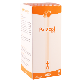 Parazol 150ml syrup