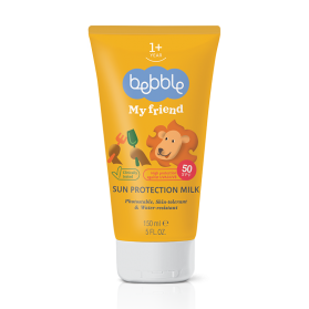 Bebble-Sun prot.milk150ml6837