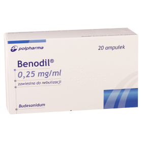 Benodil sus0.25mg/ml 2ml#20