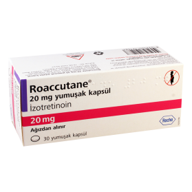 Roaccutane 20mg #30caps