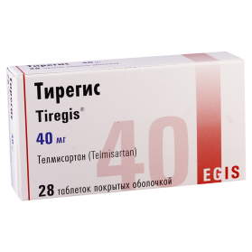 Tiregis 40mg #28t
