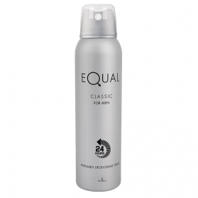 EQUAL DEO MEN150ML