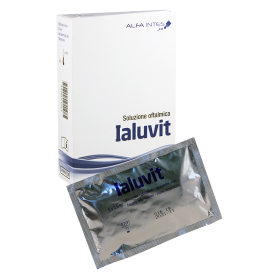 Yaluvit 0.6ml#15 eye dr