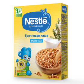 NEST Mlk Buckwheat 220g 0416