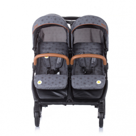 Twin Stroller Passo Doble grap