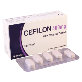 Cefilon 400mg #10t