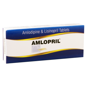 Amlopril 5mg/5mg #30t