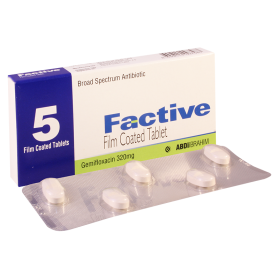 Factiv 320mg #5t