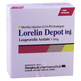 Lorelin depot 7.5mg fl