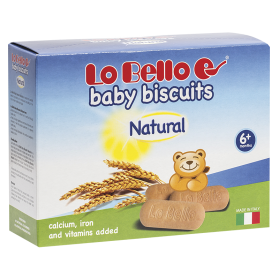 Baby Biscuits classic 200g