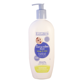 CLEANSING MILK BABY 500ml1383