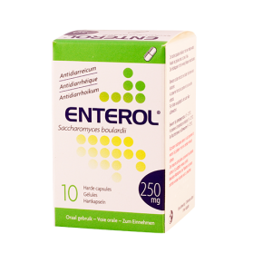 Enterol 250mg #10caps