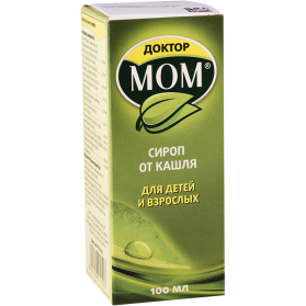 Doctor mom 100ml