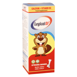 Lojical D3 150ml syrup