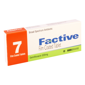Factiv 320mg #7t