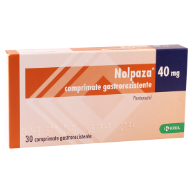 Nolpaza 40mg #30t