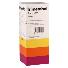 Trimetabol 3g powd 150ml susp