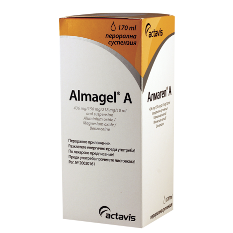 Almagel-A  170ml fl