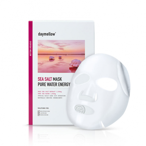 Daymellow seasalt mask #1