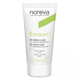 NOREVA-EXF BB CR Light30ml9831