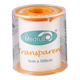 Plaster 5sm*5m transparent