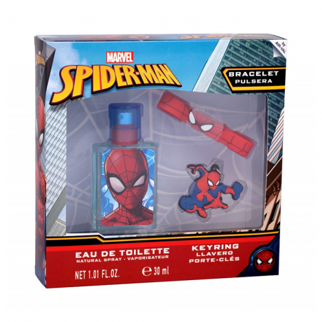 Spiderman Set EDT 1533