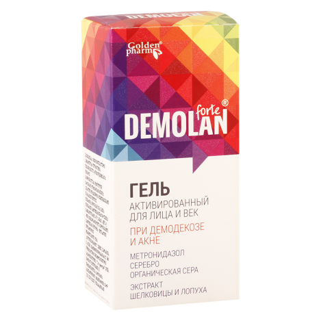 Demolan forte 30ml gel