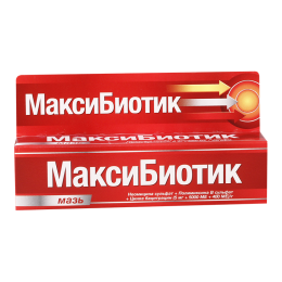 Maxibiotic 5g ointment