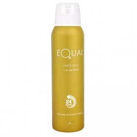 EQUAL INTENSE DEO WOM150ML