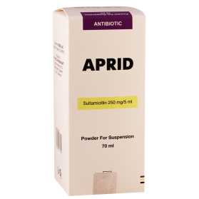 Aprid 250mg/5ml 70ml susp.
