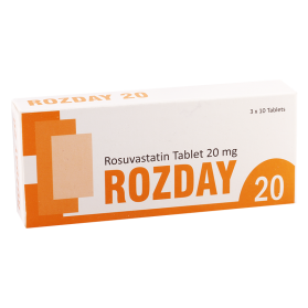Rozday 20mg #30t