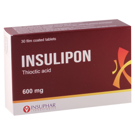 Insulipon 600mg #30t