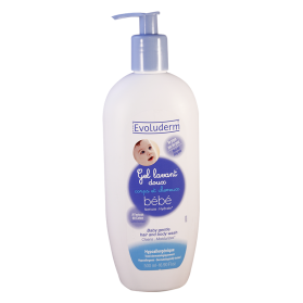 HAIR AND BODY WASH BABY 1390