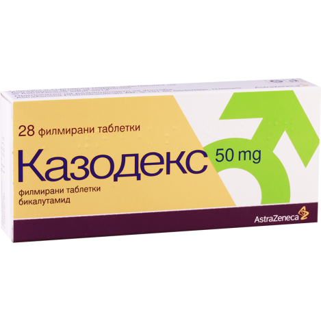 Casodex 50mg #28t