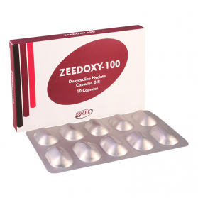 Zeedoxy-100 100mg #10caps