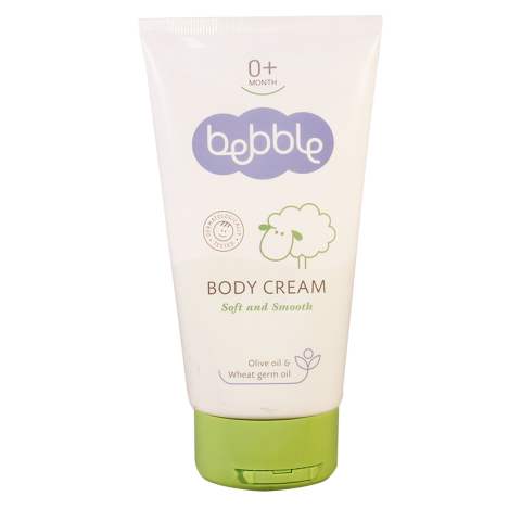 Bebble-baby body cream 150ml