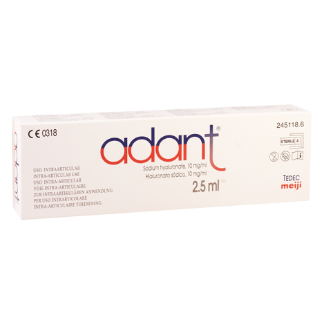 Adant 10mg/ml 2.5ml #1 syr.