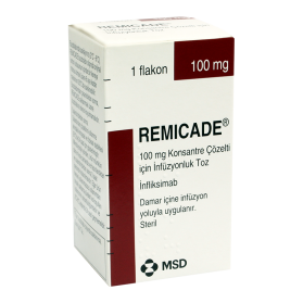 Remicad 100mg  fl