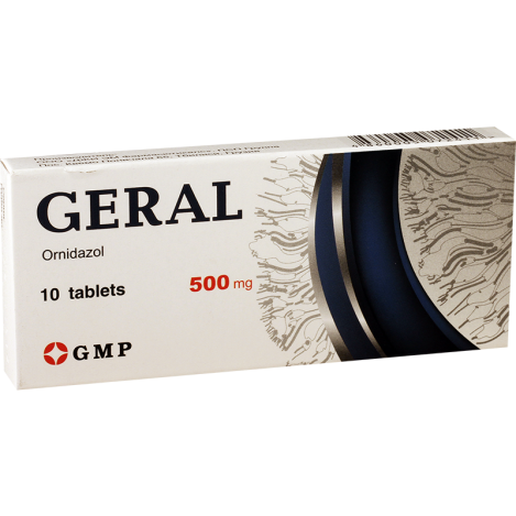 Geral 500mg #10t GMP