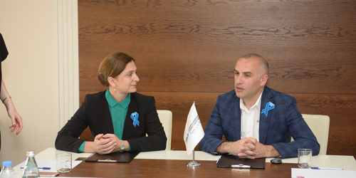"""Aversi-Pharma"" and Solidarity Fund of Georgia signed a Memorandum of Cooperation"