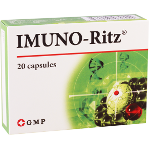 Имуно-Ritz  20капс