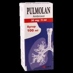 Пулмолан 30мг/5мл 100мл сироп