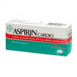 Аспирин Кардио 0.1г #28т