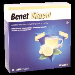 Бенет витацид с лимоном #10