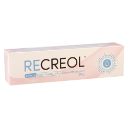 Recreol  50mg/g 50g ointm